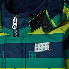 LEGO wear Johan 778 Snowsuit Kids green